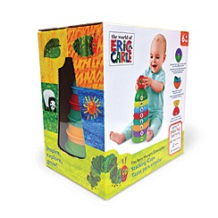 The Very Hungry Caterpillar - Stacking cups