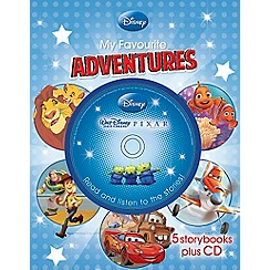 Disney - Disney My Favourite Adventures