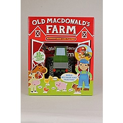 Parragon - Old McDonald's Farm book and playset