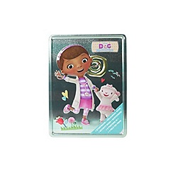 Disney - Doc McStuffins Happy Tin