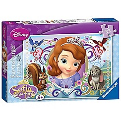 Disney Sofia the First - Jigsaw puzzle - 35 pieces