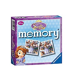 Disney Sofia the First - Mini memory picture card game
