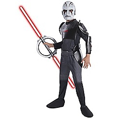 Star Wars - Deluxe Inquisitor Costume - medium