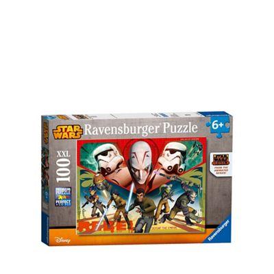 Star Wars Jigsaw puzzle - 100 pieces