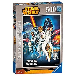 Star Wars - Jigsaw puzzle - 500 pieces