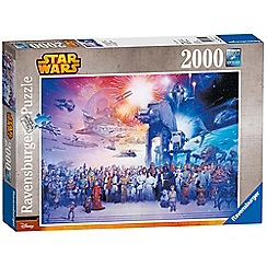 Star Wars - Jigsaw puzzle - 2000 pieces