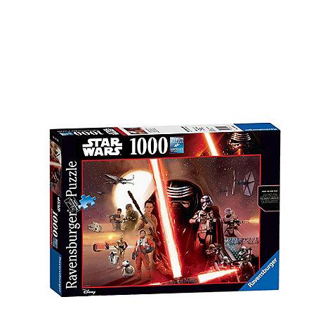 star wars jigsaw puzzle 1000 pieces debenhams. Black Bedroom Furniture Sets. Home Design Ideas