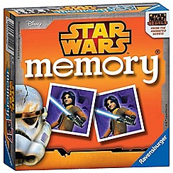 Star Wars - Mini memory picture card game