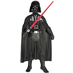 Star Wars - Deluxe Darth Vader Costume - medium
