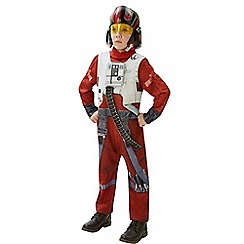 Star Wars - Deluxe  X Wing Pilot Costume - large
