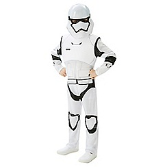 Star Wars - Deluxe Stormtrooper Costume - medium