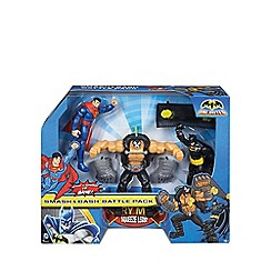 Batman - Unlimited smash and bash battle pack figures