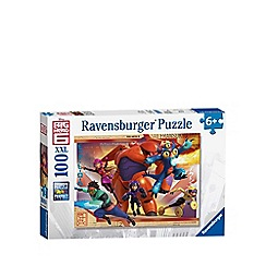 Big Hero 6 - Jigsaw puzzle - 100 pieces