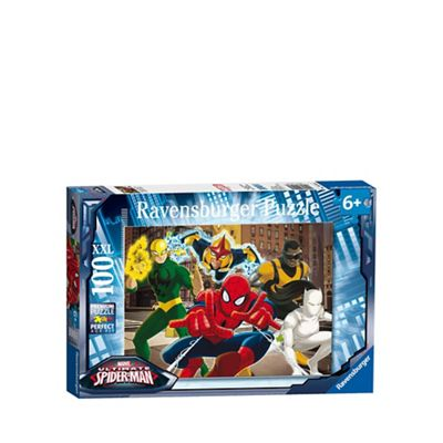Spider-man Jigsaw puzzle - 100 pieces