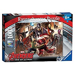 The Avengers - Jigsaw puzzle - 100 pieces