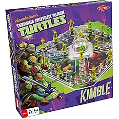 Teenage Mutant Ninja Turtles - Kimble game