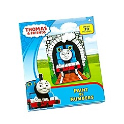 Thomas & Friends - Paint by numbers