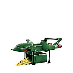 Thunderbirds - Supersize thunderbird 2 with thunderbird 4