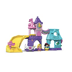 Fisher-Price - Little people disney princess town sqaure