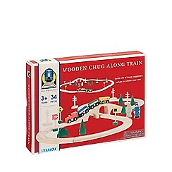 All Aboard - Figure 8 train set