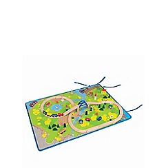 All Aboard - Track playmat