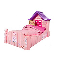 Little Tikes - Princess Cozy Cottage Toddler Bed
