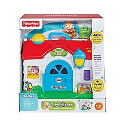 Fisher-Price - Laugh & Learn Puppy's Activity Home