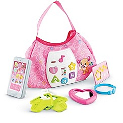 Fisher-Price - Laugh & learn sis' smart stagespurse