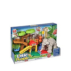 Fisher-Price - Little people big animal zoo