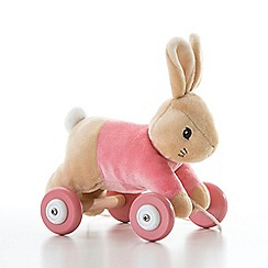 Beatrix Potter - Flopsy Bunny pull along Toy