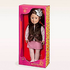 Our Generation - Sienna 46cm doll