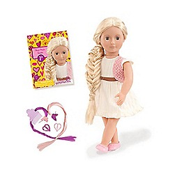 Our Generation - Phoebe 46cm hair play doll