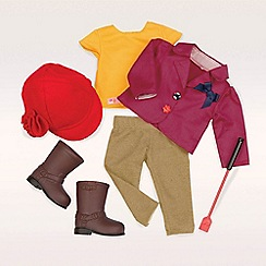 Our Generation - Ready to ride outfit