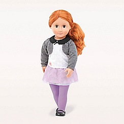 Our Generation - Ella grace 46cm doll