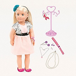 Our Generation - Anya 46cm jewelery doll