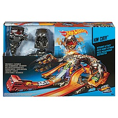 Hot Wheels - Carzilla attack playset