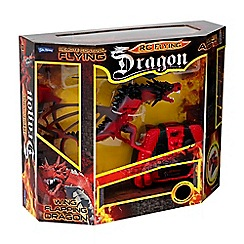 John Adams - Remote controlled flying dragon