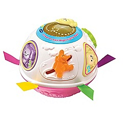 VTech - Crawl and learn bright lights ball pink