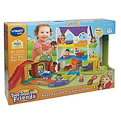 VTech Baby - Toot Toot Friends busy sounds discovery home