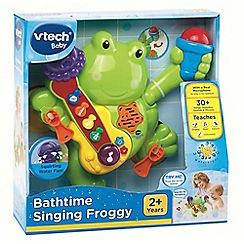 VTech - Bathtime Singing Froggy