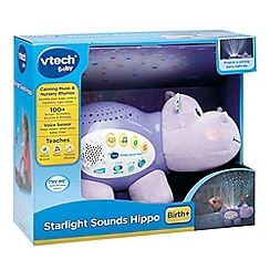VTech Baby - Starlight sounds hippo