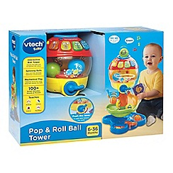 VTech Baby - Pop & roll ball tower