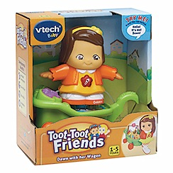 VTech Baby - Toot Toot Friends Dawn and her wagon