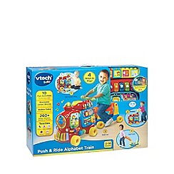 VTech Baby - Push & ride alphabet train