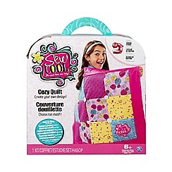 Spin Master - Cosy quilt kit