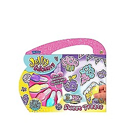 John Adams - Jelly stickers sweet treats activity set