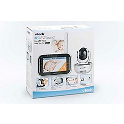 VTech - Pan and Tilt Video Baby Monitor VM343