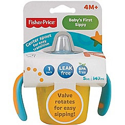 Fisher-Price - Baby's first sippy