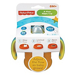 Fisher-Price - 3-in-1 spout sippy