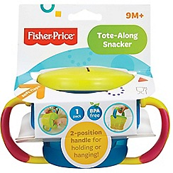 Fisher-Price - Tote along snacker